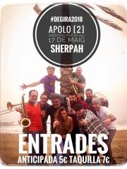 APOLO[2] BoNoBoS & SHERPAH