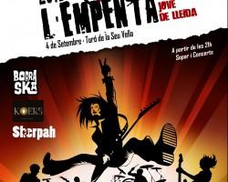 4 SETEMBRE #LLEIDA #SHERPAH #FESTIVAL #ALEGRIA #JASEQFER