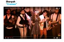 "SHERPAH – ""h"" – Cremes (Video Oficial picap 2017)"
