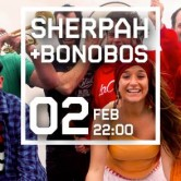 BONOBOS + SHERPAH