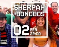 SHERPAH & BONOBOS