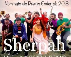 Nominats als Premis Enderrock 2018