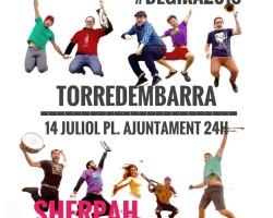 Sherpah a FM Torredembarra